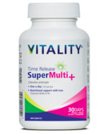 VITALITY - SUPER MULTI+ - Time Release