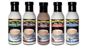 COFFEE CREAMERS - Walden Farms