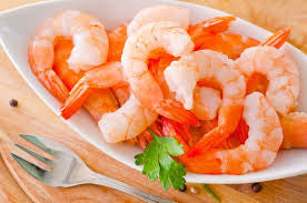 SHRIMP - COOKED PEELED & DEVAINED