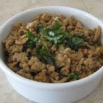 Cooked Ground - Chicken Breast