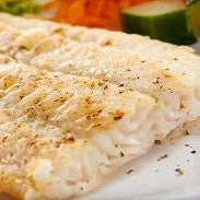 Cooked Sole