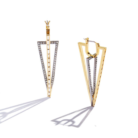 Caged Dagger Earring by Sarah Magid Jewelry