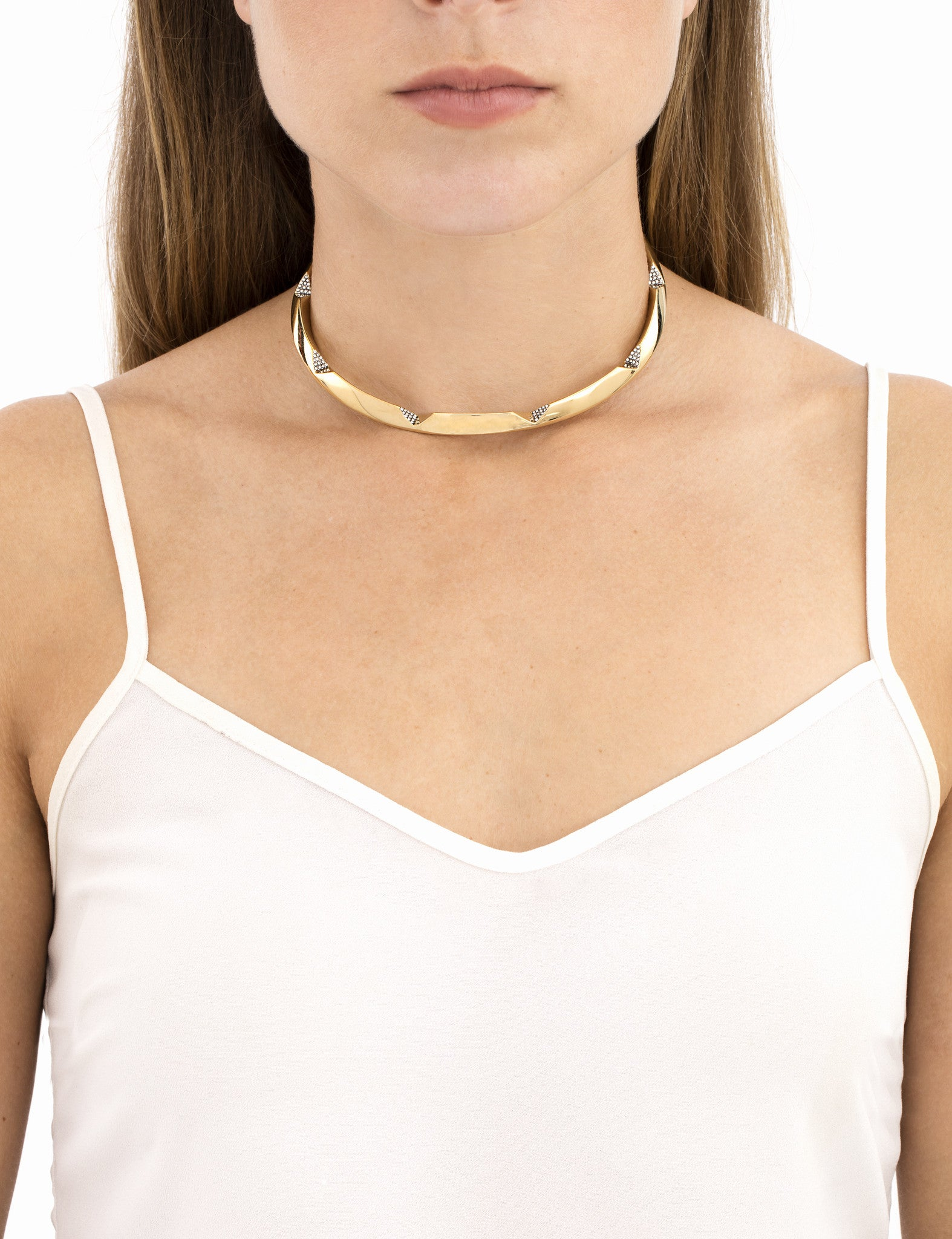 Cog Choker by Sarah Magid Jewelry