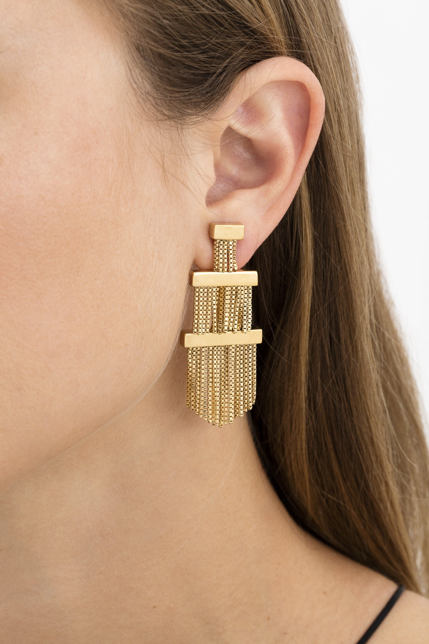 Electric Fringe Earrings by Sarah Magid Jewelry