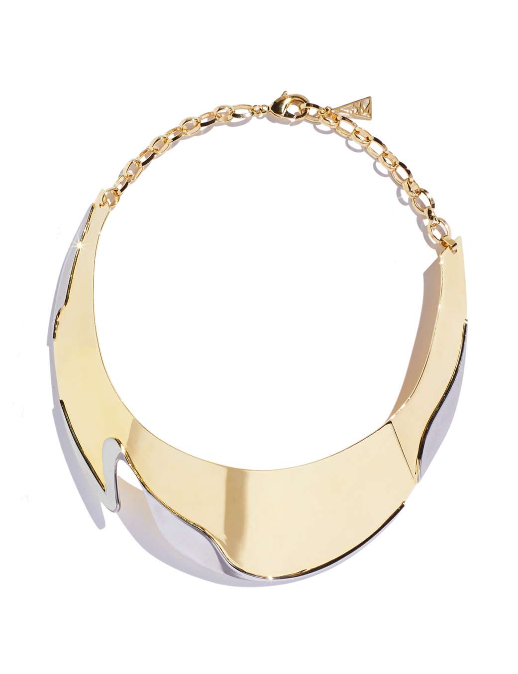 Melted Choker by Sarah Magid Jewelry