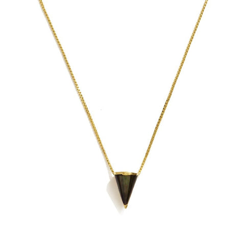 Mini Cone Pendant by Sarah Magid Jewelry