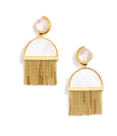GEORGIA FRINGE EARRINGS