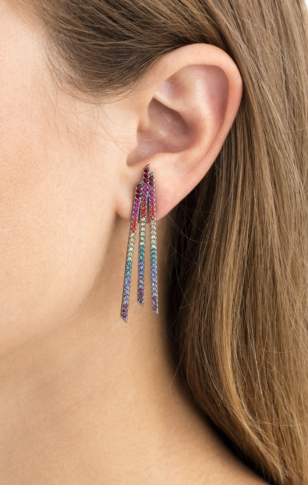 Prism Ear Jackets by Sarah Magid Jewelry