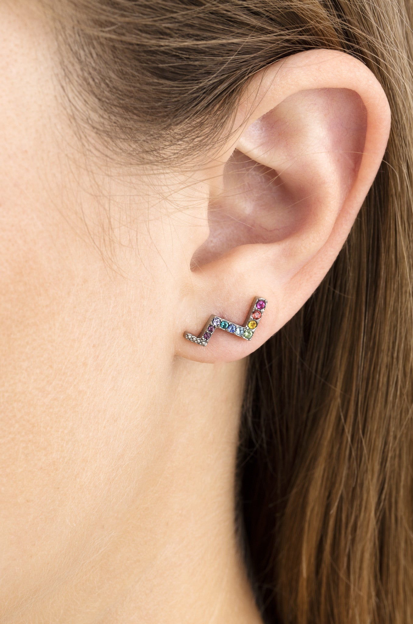 Ziggy Mini Stud by Sarah Magid Jewelry