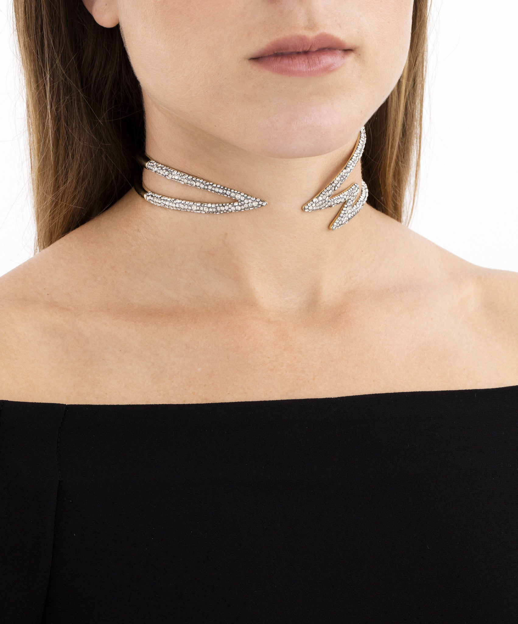 Spark Choker by Sarah Magid Jewelry