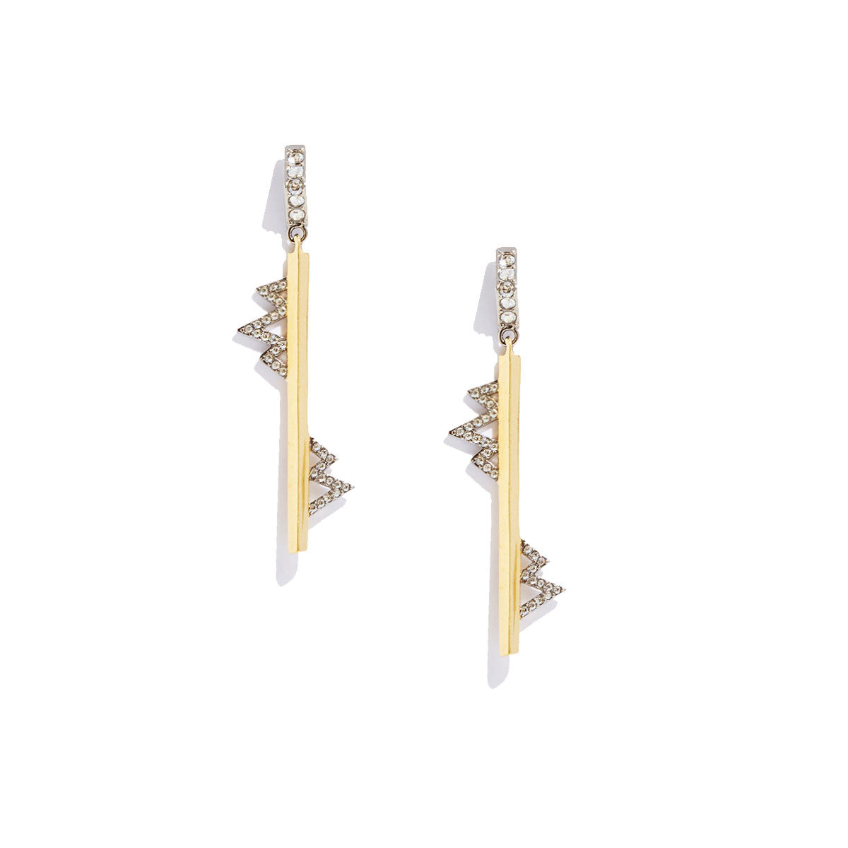 Spark Linear Earring by Sarah Magid Jewelry