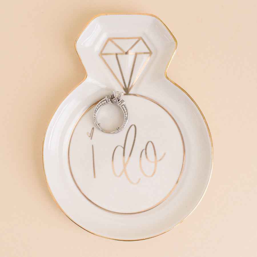 I Do Jewelry Dish