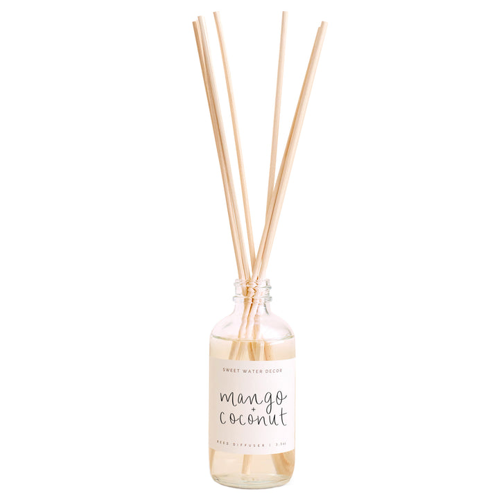 Mango and Coconut Reed Diffuser