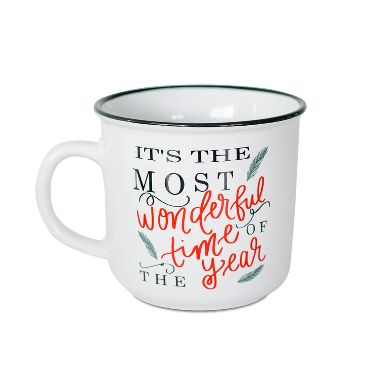 It's The Most Wonderful Campfire Coffee Mug