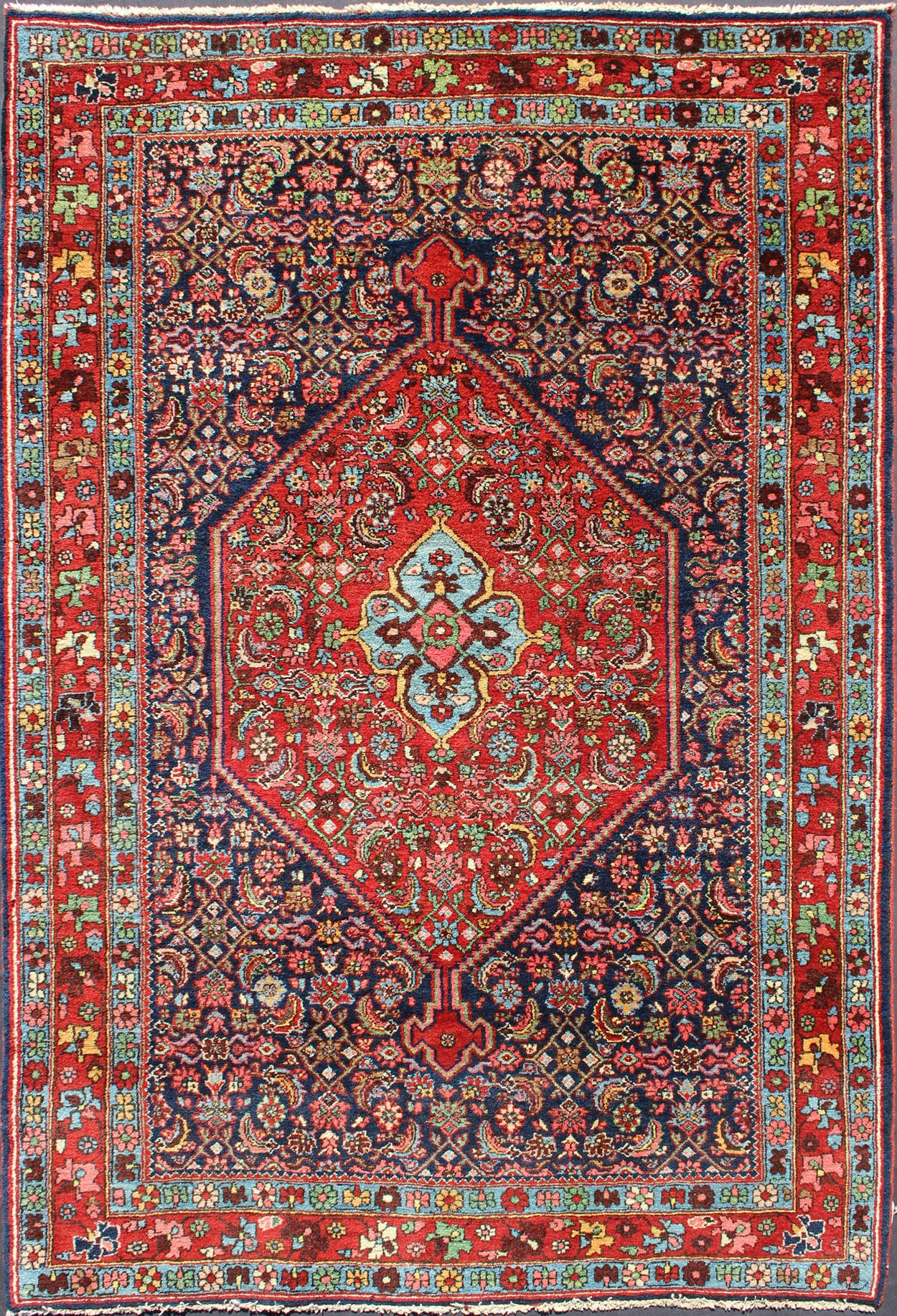 Bijar Rugs - The Iron Rug of Persia