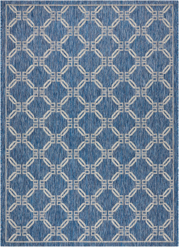 Country Side Denim Indoor/Outdoor Area Rug