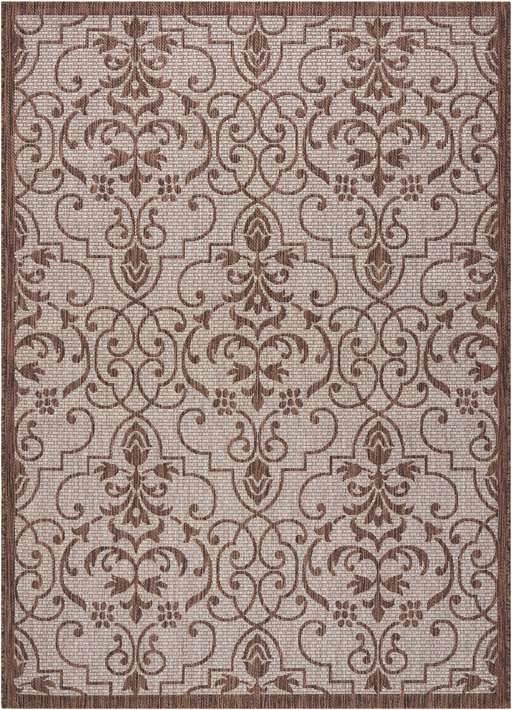 Country Side Natural Indoor/Outdoor Area Rug