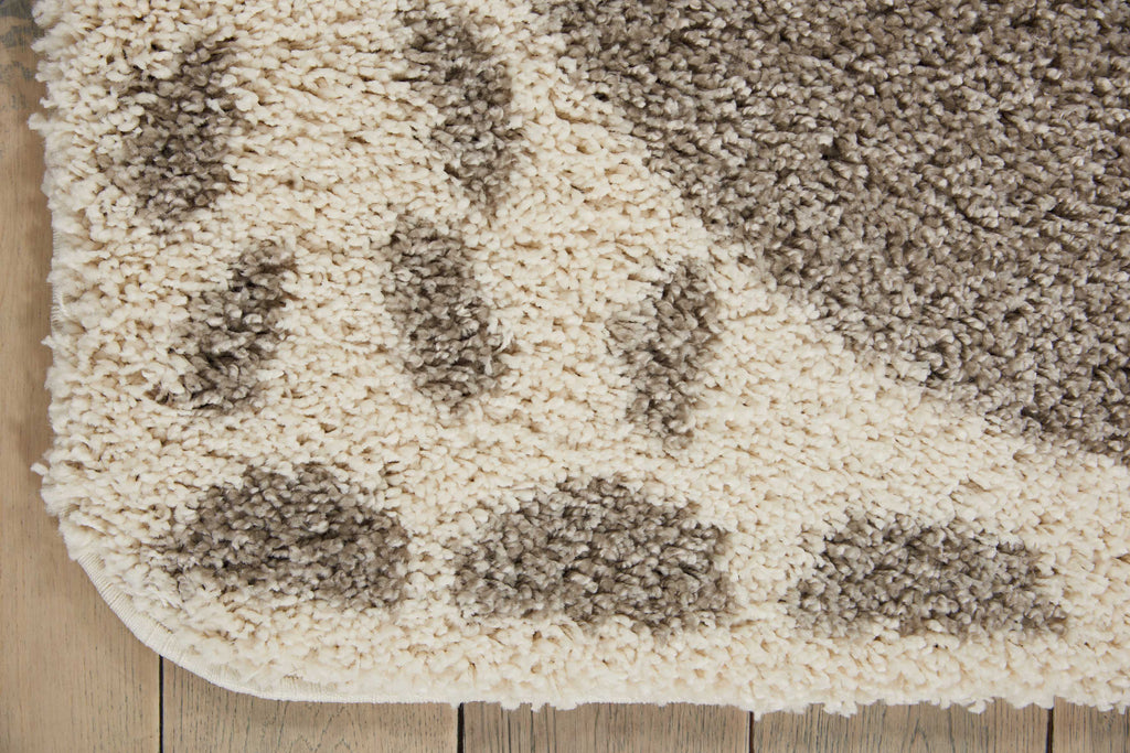 Nourison Hudson Light Grey Kids Area Rug