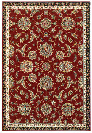 Kashan Red/ Multi