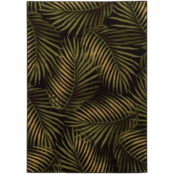 Tommy Bahama Villa Black/ Green