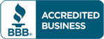 The Rug Gallery is an accredited Better Business Bureau business