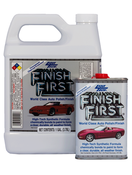 Finish First® Polish