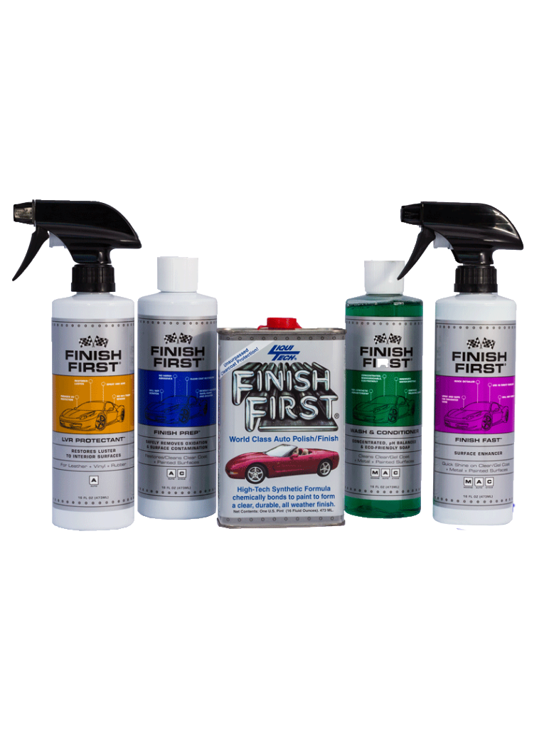 Finish First® 5 Piece Kit