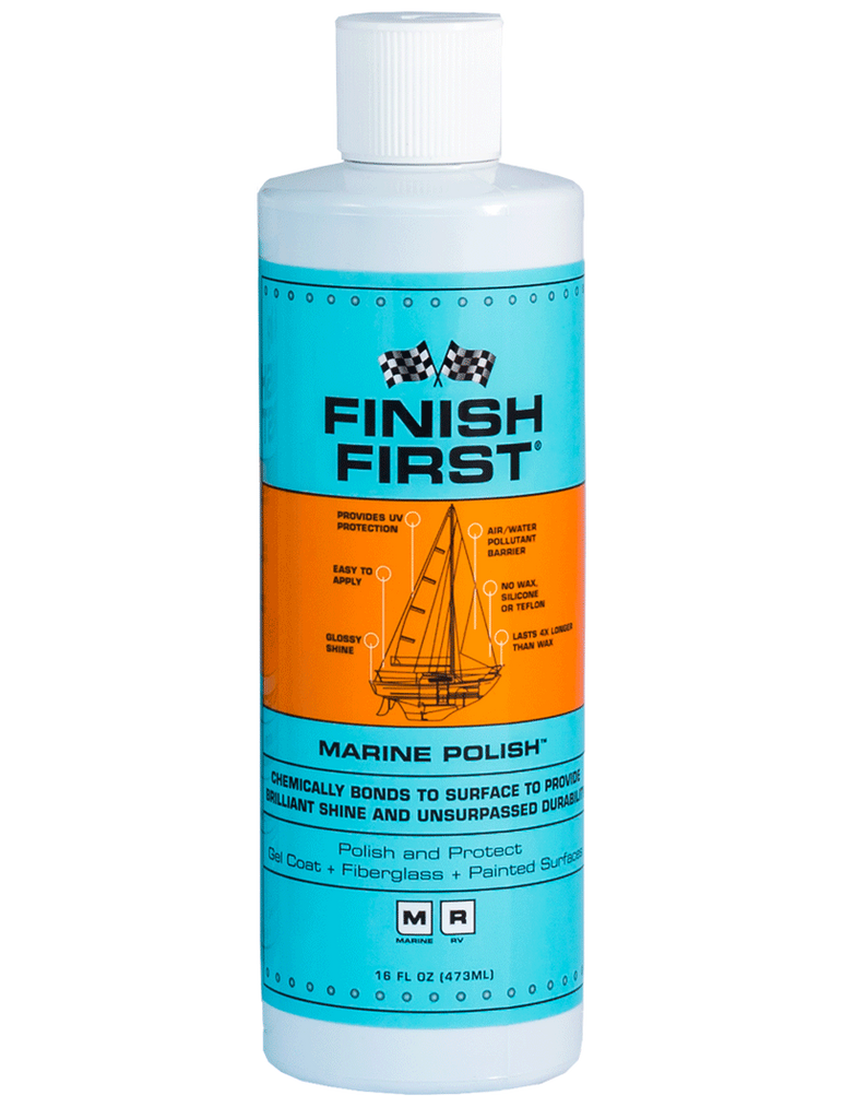 Finish First® Marine Polish™