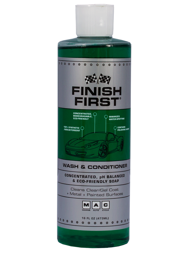 Finish First® Wash & Conditioner