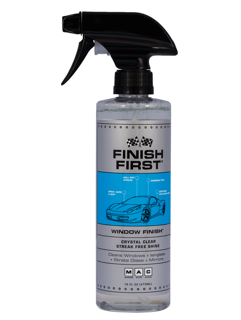 Finish First® Window Finish™