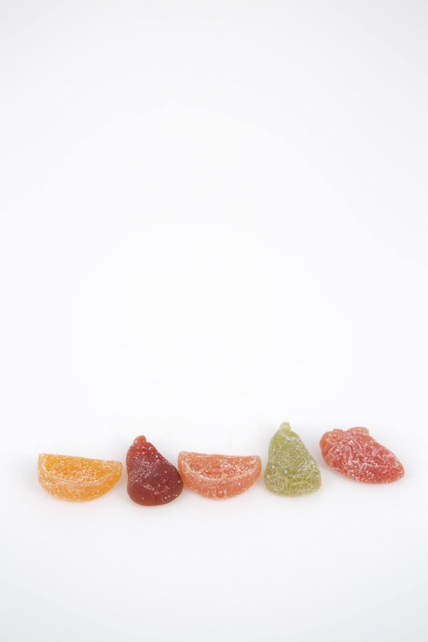 Sour  Gummy Fruits