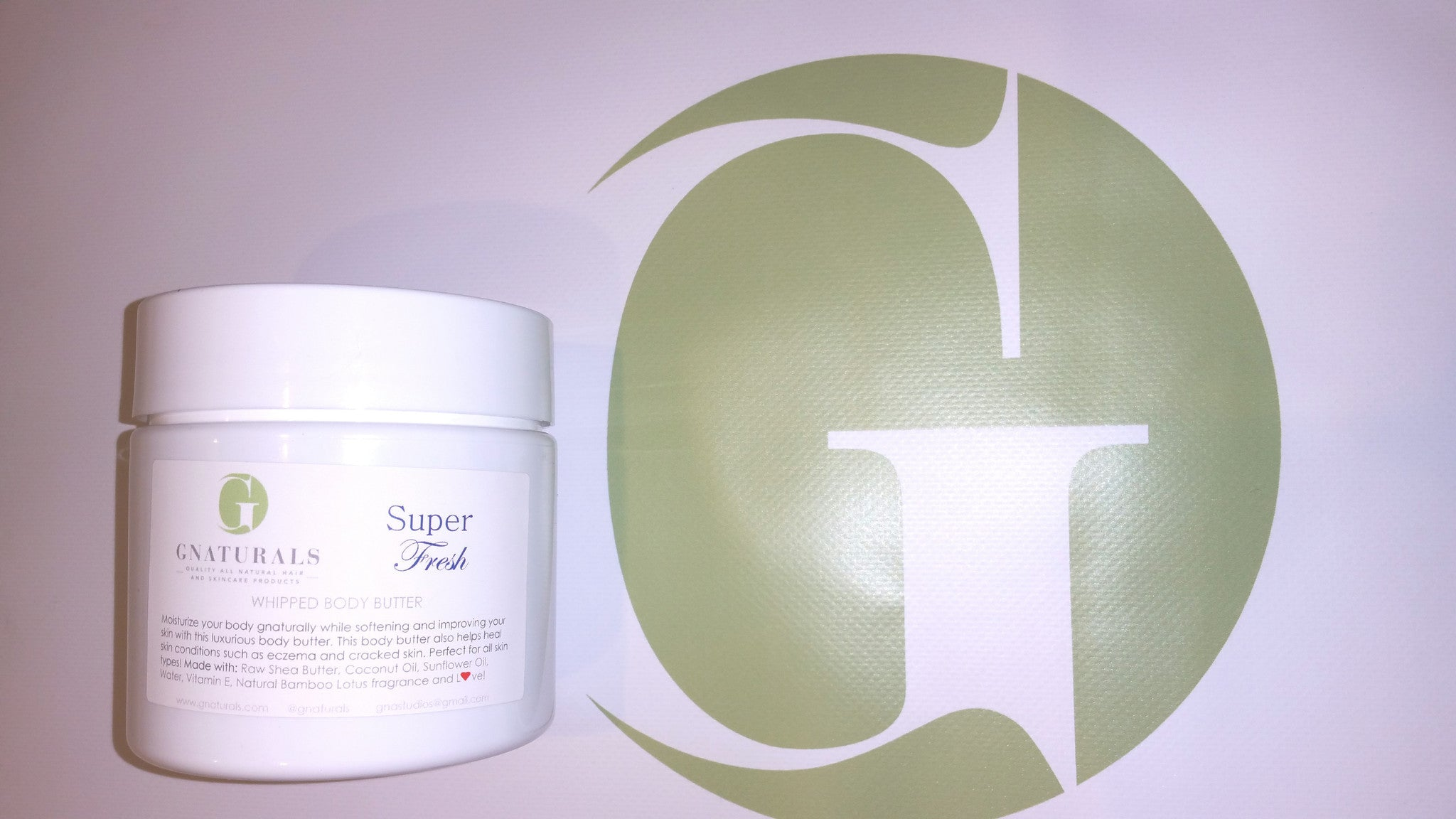 Whipped Super Fresh Body Butter