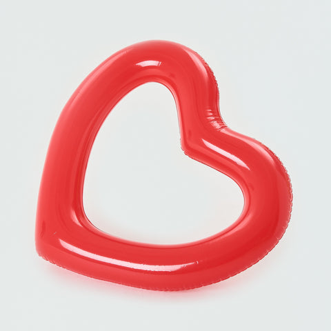 Heart Tube Float ♡ - letsfloatsg