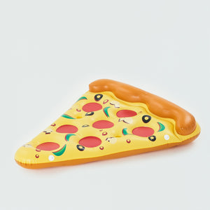 Pizza Pool Float - letsfloatsg