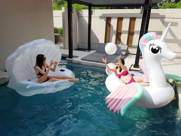 *PREMIUM* Seashell Float - letsfloatsg