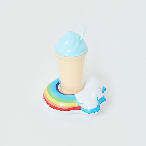 Rainbow Drink Float - letsfloatsg