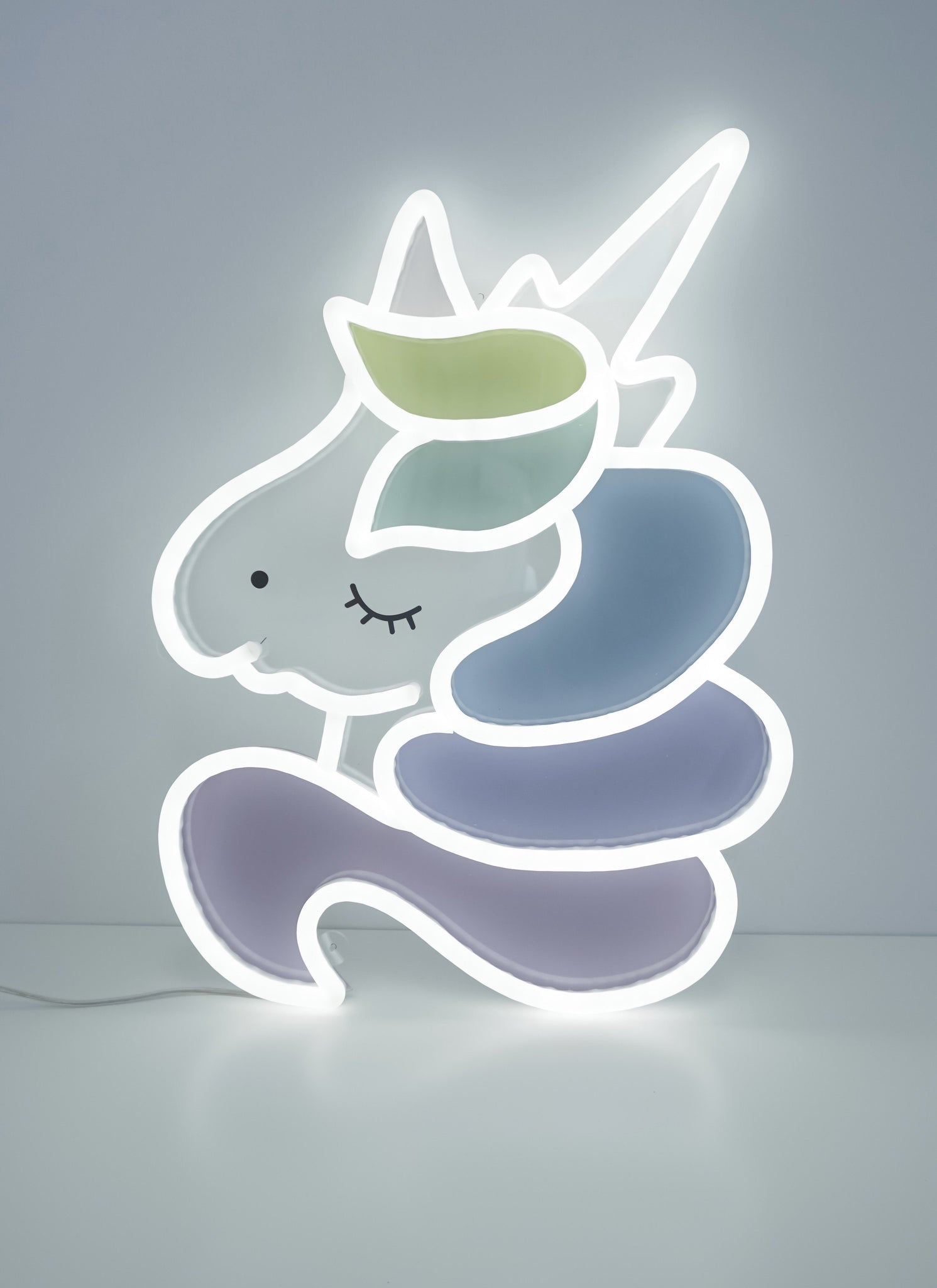 Unicorn Neon Sign - letsfloatsg