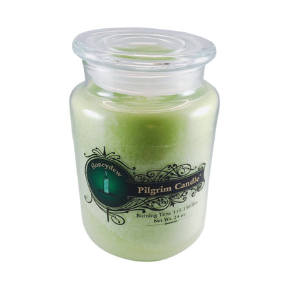 24 oz Honeydew Apothecary Jar
