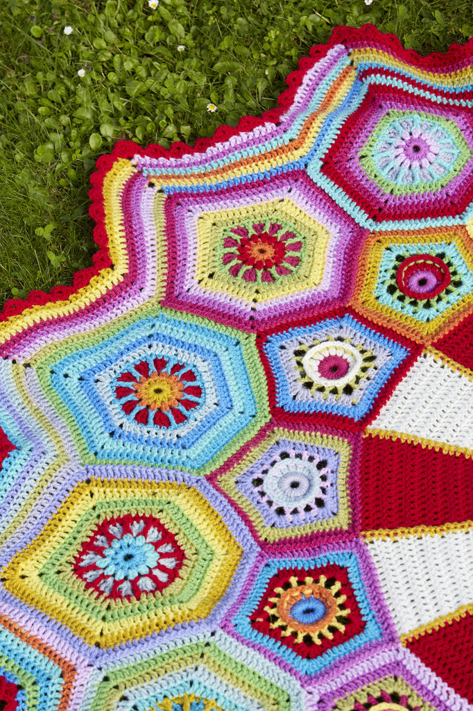 Stylecraft Carousel Crochet Along 2