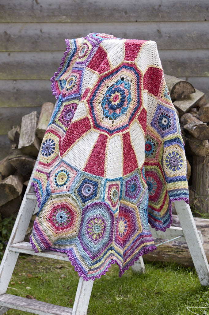 Stylecraft Carousel Crochet Along 1