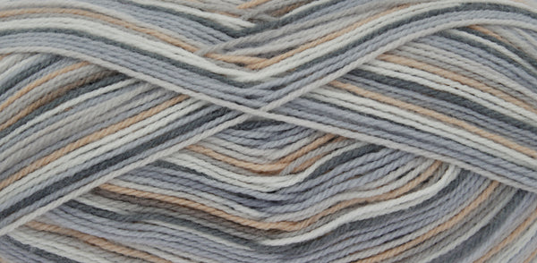 King Cole Big Value Baby Print 4 Ply
