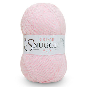 Sirdar Snuggly 4 Ply Yarn 50g - F074 - The Crafty Knitter Ltd - 1