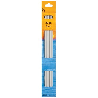 Pony DPN 5 needles -  20cm x 4.00mm  - 36620