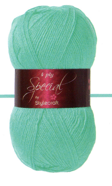 Stylecraft Special 4 Ply Yarn - 100g - The Crafty Knitter Ltd - 1
