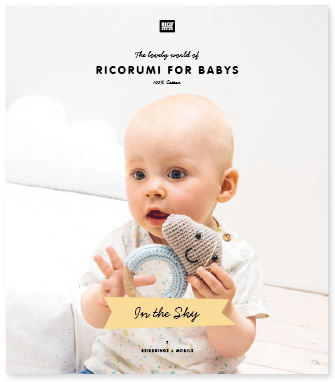 Rico Ricorumi for Babys - In The Sky - Pattern Book