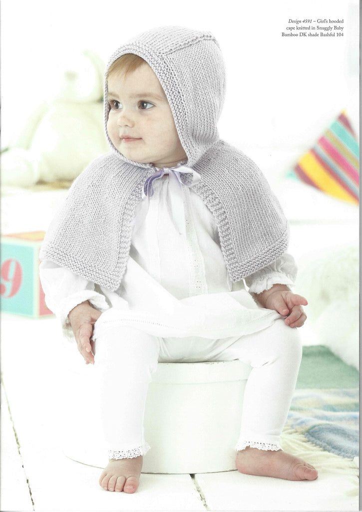Little Treasures - Childrens Knitting Patterns Book by Sirdar - 490B ...