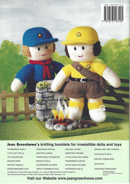 Jean Greenhowe's Mascot Dolls Book