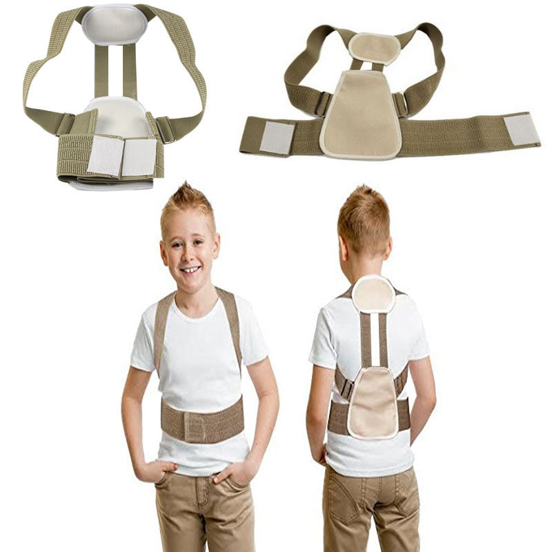 1 Pcs Child Children  Posture Corrector Health Care Braces & Supports Belt Correction Slouch Orthosis Back Support Belt