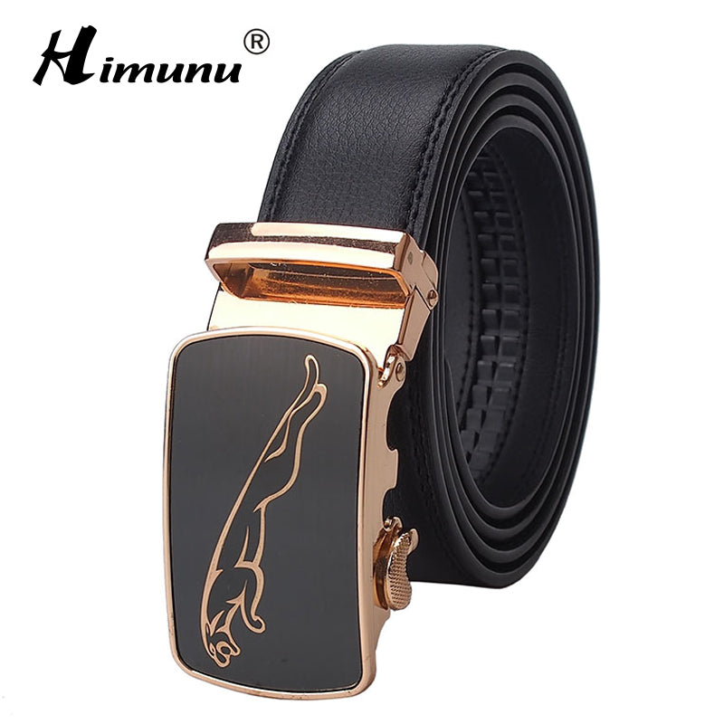 2016 New Designer Automatic Buckle Cowhide Leather men belt Fashion Luxury belts for men designer belts men high quality