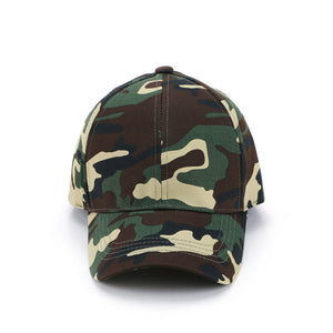 44932094fea83 2017 Wearzone Mens Army Camo Cap Baseball Casquette Camouflage Hats For Men  Hunting Camouflage Cap Women